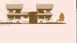 preview picture of video 'Nuovo Villa in Vendita diretta da Impresa - Via Carlo Magno 12, Urgnano'