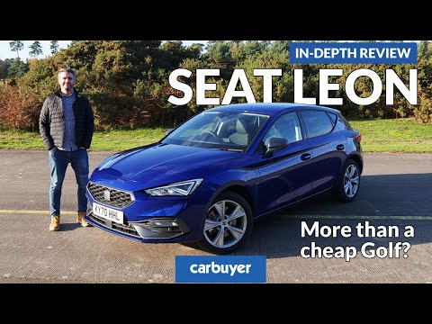 2021 SEAT Leon in-depth review - more than a cheap Golf?