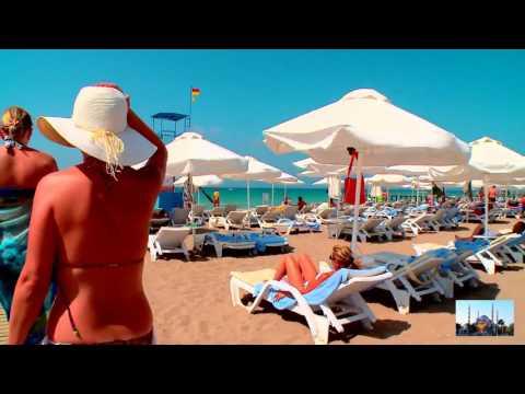 Лучшие курорты Турции, видео путешествие