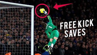 Download Video Top 10 Best Free Kick Saves In Football MP3 3GP MP4