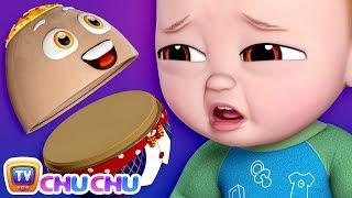 Baby's Humpty Dumpty Song - ChuChu TV Nursery Rhymes & Kids Songs