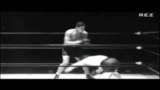 Величайший боксер Джо Луис.