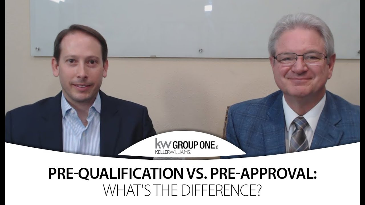A Quick Explanation of How Pre-Qualifications and Pre-Approvals Differ