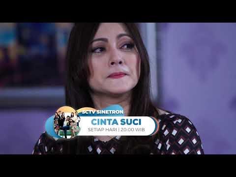 Cinta Suci: SUNGGUH KEJI!! Bu Sandra Mencoba Racuni Anak Suci | 19 Juli 2019