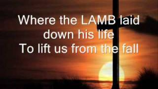 Mighty is the Power of the Cross by Chris Tomlin