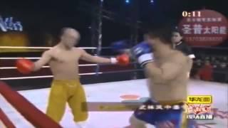 Смотреть онлайн Крутой боец тайского бокса