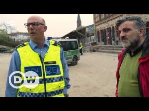 The keeper of Berlin's Görlitzer Park and the drug dealers | DW English