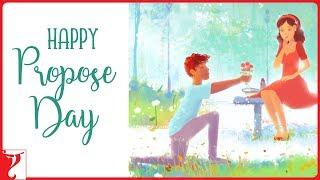 Happy Propose Day #Valentines2019