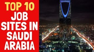 Top 10 Best Job Sites In Saudi Arabia Including Other GCC