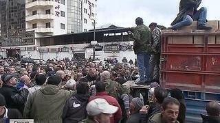 Сирийцы благодарят Россию за освобождение