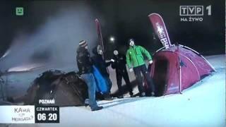 Zapowiedź Wintercamp w TVP1 na tydzień przed biwakiem!