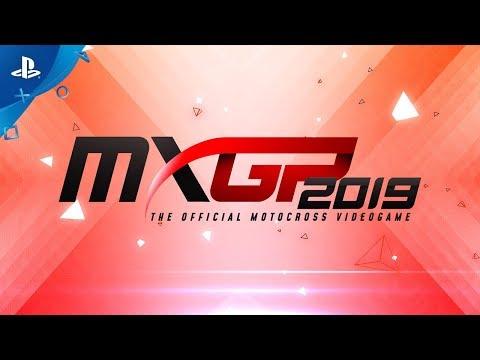 MXGP 2019 - Announcement Trailer | PS4 thumbnail