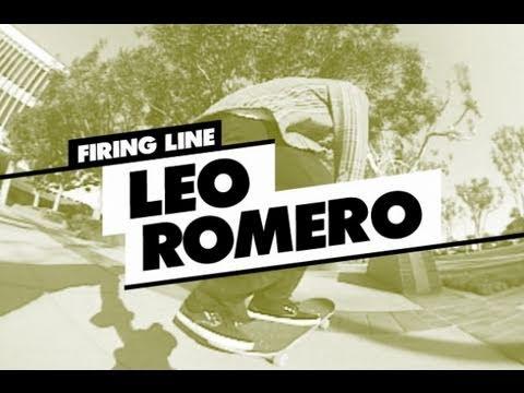 Firing Line - Leo Romero