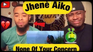 Jhené Aiko 😍   None Of Your Concern (Official Video) DONT CRY JASON 😭
