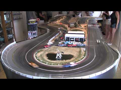 1970 Trans Am Slot Cars at Model Riverside Raceway Part 2  [HD]