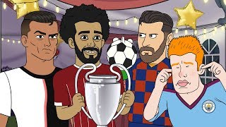 """Everybody Hates Liverpool's """"Insufferable"""" Party   The Champions S3E2"""
