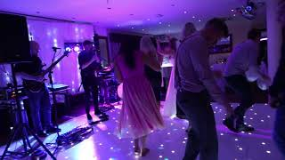Starlit Events white LED dance floor
