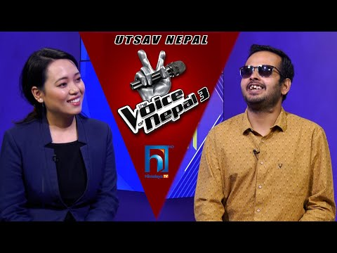 BLIND र BATTLE धमाकेदार ! अब  KNOCK OUT कस्तो ? THE VOICE OF NEPAL S3 | UTSAV NEPAL |SAMAYA SANDARVA