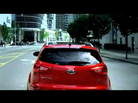 Kia Commercial for Kia Sportage (2010) (Television Commercial)