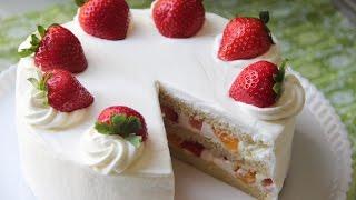 Strawberry Shortcake Recipe - Japanese Cooking 101