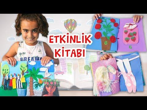 Mira 'nın Yeni Aktivite Kitabı | Umikids Eğitici Etkinlik (видео)