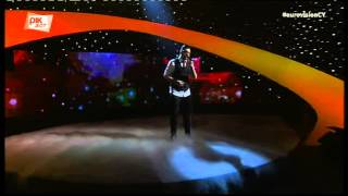 Eurovision 2015 Cyprus: John Karayiannis - One Thing I Should Have Done (live at NF)