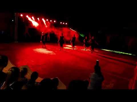 Despacito na coreografia da SMEC de Barra do Guarita.