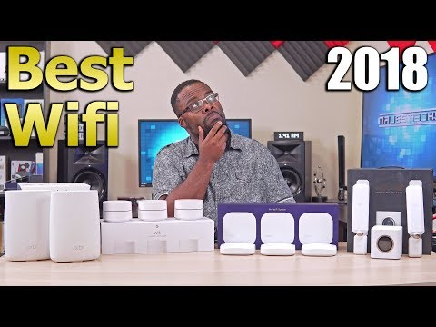 Best Wifi Router 2018 – Netgear Orbi, Eero Pro, Google Wifi, Amplifi HD