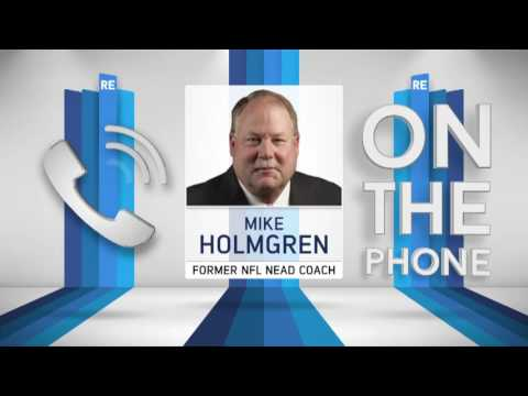 Former NFL Head Coach Mike Holmgren discusses coaching Brett Farve (Full Interview) - 8/5/16