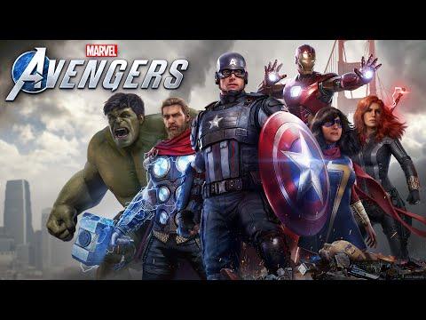 Trailer de lancement en VO de Marvel's Avengers