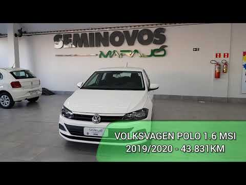 video carousel item Volkswagen Polo 1.6 Msi Flex 16v 5p