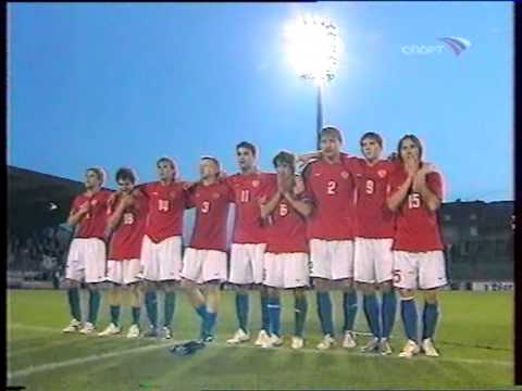 Россия - Чехия, пенальти (финал U-17, 2006 г.) видео