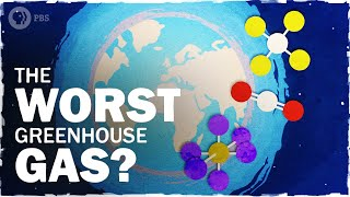 Which Greenhouse Gas is Actually the WORST? | Hot Mess 🌎