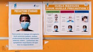 Covid-19 en France : la Guadeloupe reconfinée pour trois semaines • FRANCE 24