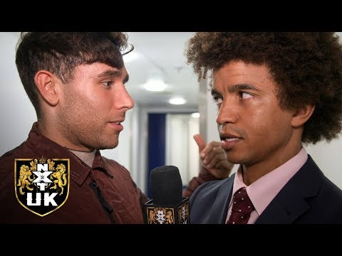 Noam Dar considers Travis Banks a formality: NXT UK Exclusive, Aug. 21, 2019