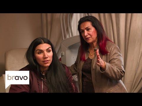 Shahs of Sunset: Asa's Doctor Tells Her to Avoid Her Friends (Season 6, Episode 11)   Bravo