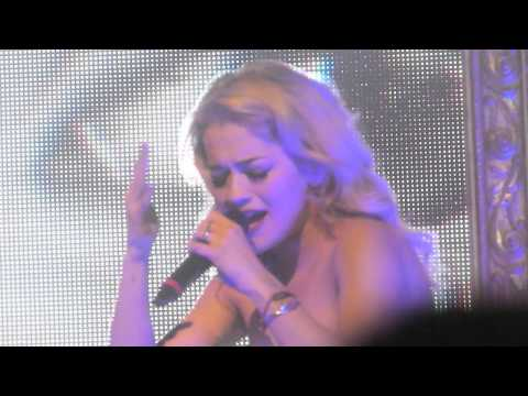 Rita Ora - Been Lying - live Sheffield 1 february 2013 - HD