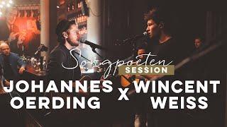 Johannes Oerding X Wincent Weiss   Hier Mit Dir (Songpoeten Session)