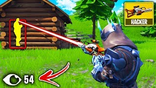 Top 10 EASY Ways to Spot A HACKER In Fortnite!