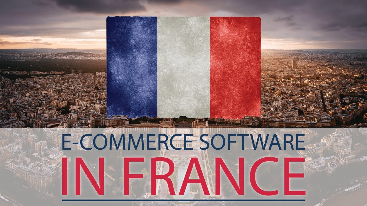 E-commerce software in France