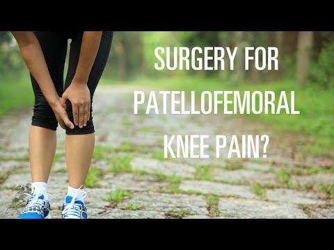 Afectarea cronică a meniscului intern al genunchiului