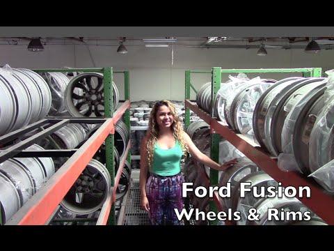 Factory Original Ford Fusion Wheels & Ford Fusion Rims – OriginalWheels.com