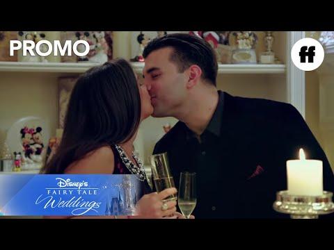 Disney's Fairy Tale Weddings: Holiday Magic | Premiere | Freeform