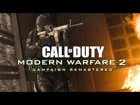 Trailer de Call of Duty Modern Warfare 2 Campaign Remastered