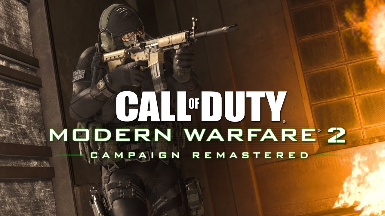 Трейлер игры Call of Duty: Modern Warfare 2 Campaign Remastered
