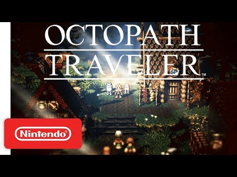 Octopath Traveler - Paths of Noble Acts and Rogue Decisions Info Trailer - Nintendo Switch thumbnail