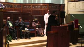 preview picture of video 'District Elder Alvin Nelson - NY State Council of PAW (Western Region) April 2014'