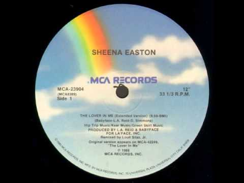 Sheena Easton - The Lover In Me (Extended Version)