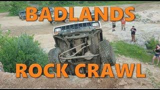 Jeep Cherokee XJ & ZJ Rock Crawling - Badlands Off Road Park 2019