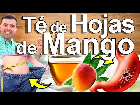 Todos Estos Son Los Beneficios Saludables Del Té De Hojas De Mango